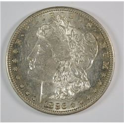 1886-S MORGAN DOLLAR BU
