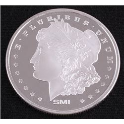 Morgan Dollar 1 Troy Oz. Fine Silver Round from Sunshine Mint