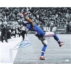 "Odell Beckham Jr. Giants Signed ""The Catch"" 16x20 Photo (JSA COA)"