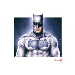 "Batman Limited Edition 8"" x 12"" Signed Comic Art Print by Thang Nguyen #10/25 (PA COA)"
