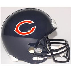 Dick Butkus Signed Bears Full-Size Helmet (PSA COA)