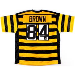 Antonio Brown Signed Steelers Jersey (TSE COA)