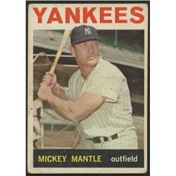 Mickey Mantle 1964 Topps #50
