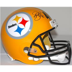 Troy Polamalu Signed Steelers Full-Size Helmet (JSA COA)