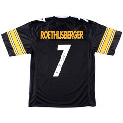 Ben Roethlisberger Signed Steelers Jersey (JSA COA & Mounted Memories Hologram)