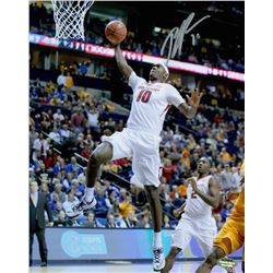 Bobby Portis Signed Arkansas 8x10 Photo (Schwartz COA)