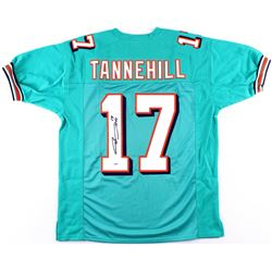 Ryan Tannehill Signed Dolphins Jersey (PSA COA)