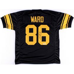Hines Ward Signed Steelers Jersey (JSA & TSE)