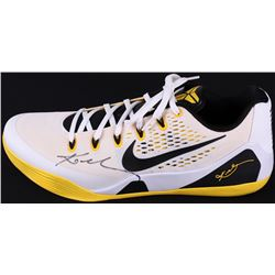 Kobe Bryant Signed Lakers Game Model Nike Basketball Shoe (JSA ALOA)