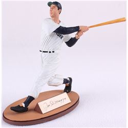 "Joe DiMaggio Signed LE ""The Yankee Clipper"" Gartlan Figurine (Gartlan COA)"