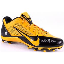 Antonio Brown Signed Steelers Nike Shoe (TSE)