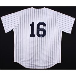Whitey Ford Signed Yankees Jersey (PSA COA)