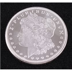 Morgan Dollar Design .5 Troy Oz. Fine Silver Round from Highland Mint