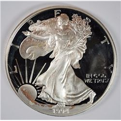 1994 PROOF SILVER AMERICAN EAGLE