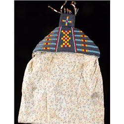 Crow Beaded Papoose Insert