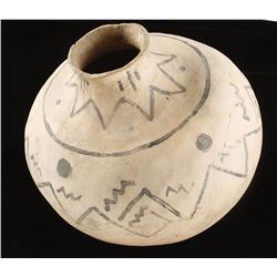 Black & White Anasazi Pot