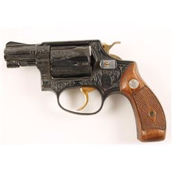 Smith & Wesson Mdl 36 .38 Spl SN: 182784