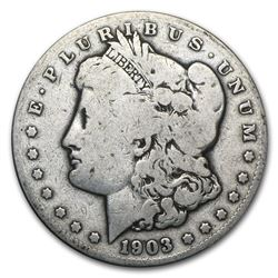 1903-S Morgan Dollar VG