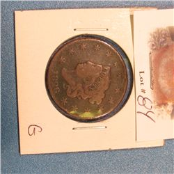 1826 U.S. Large Cent. Good
