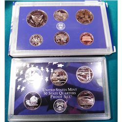 2005 S U.S. Proof Set. In original U.S. Mint box as issued.