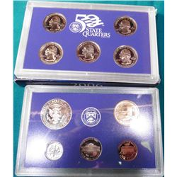 2006 S U.S. Proof Set. In original U.S. Mint box as issued.