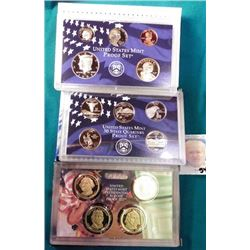2007 S U.S. Proof Set. In original U.S. Mint box as issued.