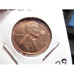 1930 D Lincoln Cent. Red BU.
