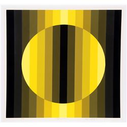 Roy Ahlgren, Refraction, Serigraph