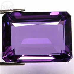 Natural Purple Amethyst 23.22 cts - No treatment