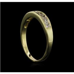 0.50ctw Diamond Ring - 14KT Yellow Gold