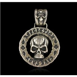 Affliction Sterling Silver Pendant