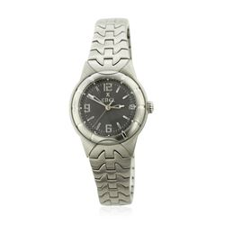 Stainless Steel Ebel Ladies Watch