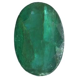 4.61ctw Oval Emerald Parcel