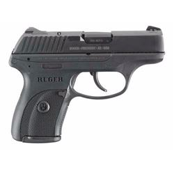 "*NEW* Ruger 3219 LC380 Standard 380 ACP 3.12"" 7+1 Black Poly Grip/Frame Blued *CA* 736676032532"