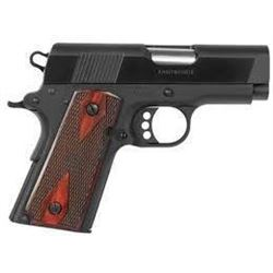 "*NEW* Colt O7810D New Agent 45 ACP 3"" 7+1 Wood Grip Blk Frame Blued Slide 098289041937"
