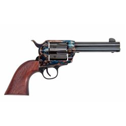 "*NEW* 1873 Single Action Revolver .45LC 4.75"" Barrel Color-Case Hardened SKU: SAT73-002"