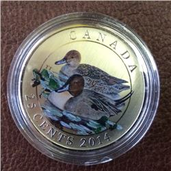 RCM Product: 25 cents 2014 The Pintail.
