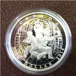 RCM Product: 1 dollar 2014 75th Anniversary of the Declaration of the Second World War.