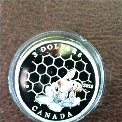 RCM Product: 3 dollars 2013 Bee& Hive.