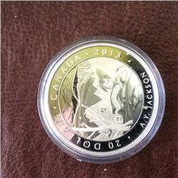 RCM Product: 20 dollars 2013 Group of Seven A.Y. Jackson.