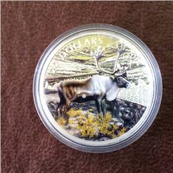 RCM Product: 20 dollars 2014 The Caribou.