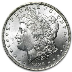 1888-O Morgan Dollar BU MS-63
