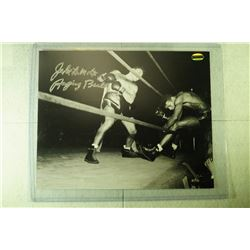 Raging Bull - Autographed 8x10 photo