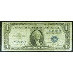 1935 - USA - Silver Certificate - Star Note - Serial # *31130952F