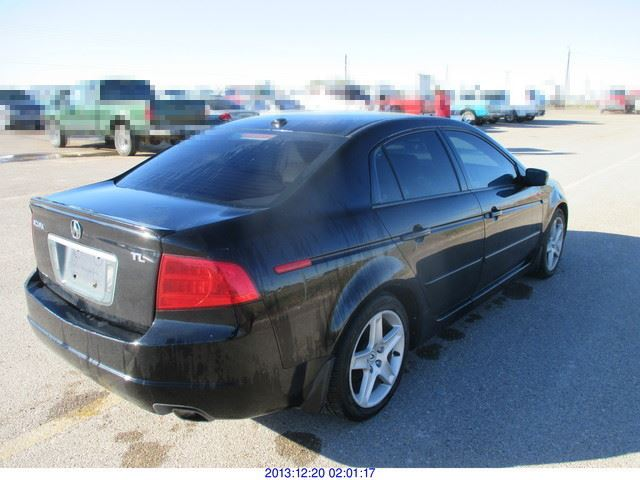 2004 acura tl manual review