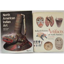 2 Books on Northwest Coast Art & Artifacts