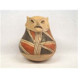 Casas Grandes Hooded Effigy Jar Reproduction