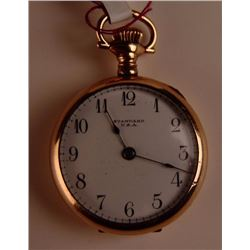 Vintage Ladies Pocket Watch,