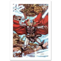 Thor: Heaven and Earth #3 by Stan Lee - Marvel Comics