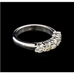 1.00ctw Diamond Ring - 14KT White Gold